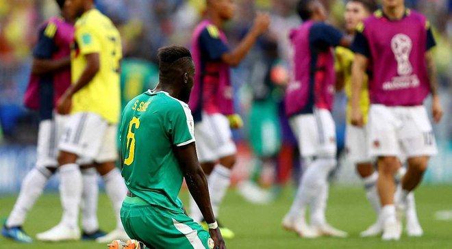 ЧС-2018: вперше за 32 роки в 1/8 фіналу чемпіонату світу не гратиме команда з Африки