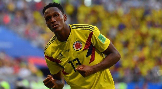 Сенегал – Колумбия: Йерри Мина признан лучшим игроком матча