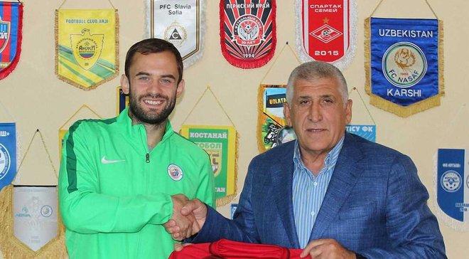 Драченко став гравцем казахстанського Кизил-Жар