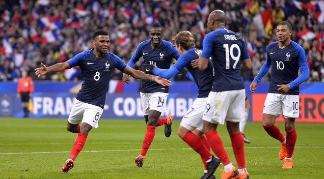 Фрімпонг: Франція – єдина африканська збірна, що залишилась  на ЧС-2018