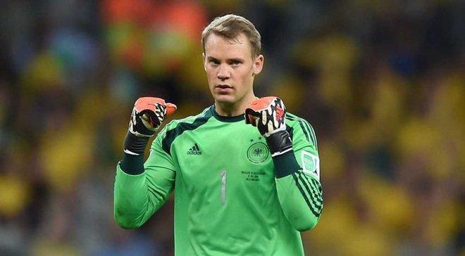 Нойер не станет завершать карьеру в сборной после вылета Германии с ЧМ-2018
