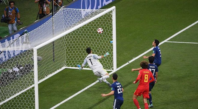 Бельгія – Японія – 3:2 – відео голів і огляд матчу