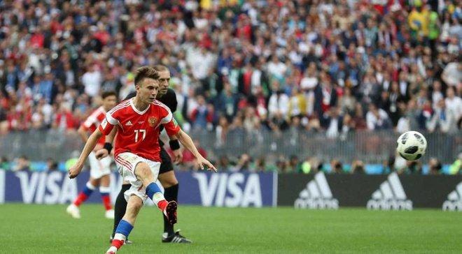 Челсі планує трансфер Головіна після чемпіонату світу