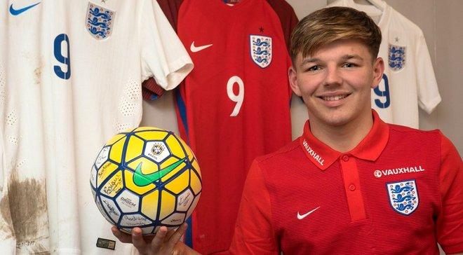 Ливерпуль оформил переход юного кузена Джеррарда