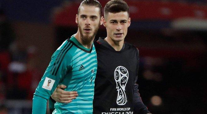 Іспанія – Росія: Єрро визначився з воротарем
