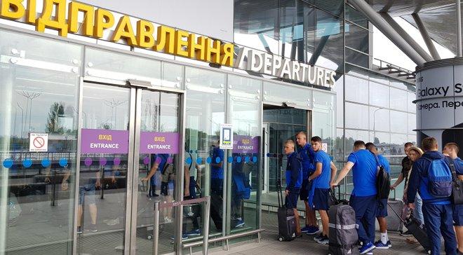 Динамо взяло на збори до Австрії 28 футболістів