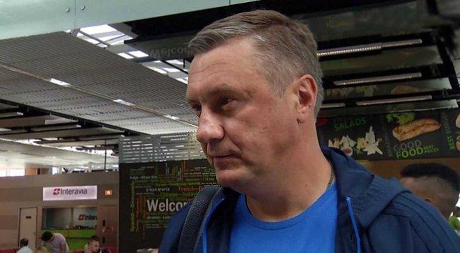 Хацкевич: Коваль буде шукати новий клуб