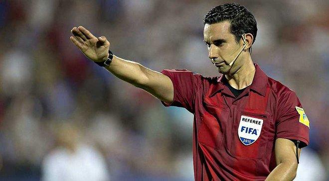 ЧМ-2018: назначены арбитры на матчи Франция – Аргентина и Уругвай – Португалия