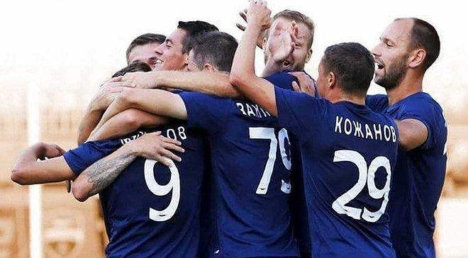 Мариуполь – Яруд – 3:3 – видео голов и обзор матча