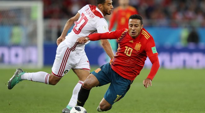 ЧМ-2018: Тьяго Алькантара рассказал, что вылет в 1/8 финала станет катастрофой для сборной Испании