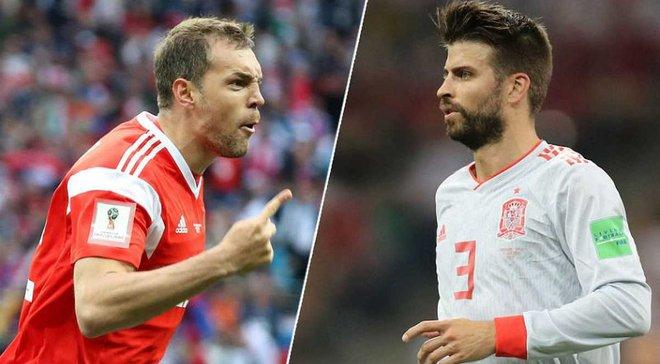 Іспанія – Росія: різниця між трансферною вартістю команд складає 869 млн євро
