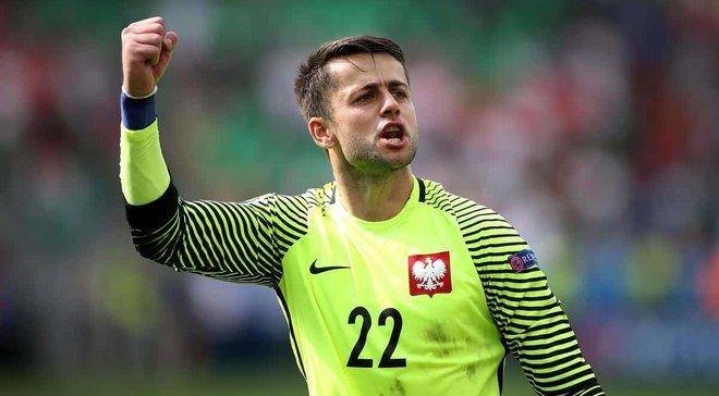 Фабіанскі: Англія ще пошкодує, що не перемогла збірну Бельгії