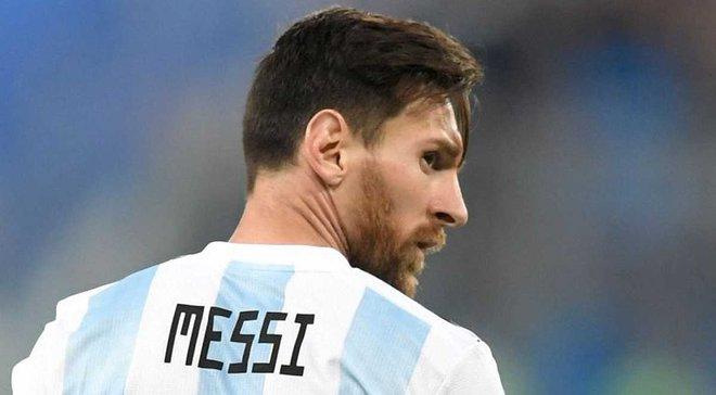 Месси не забил в плей-офф чемпионатов мира ни разу за 756 минут