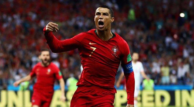 Роналду повторил рекорд Швайнштайгера по количеству матчей на чемпионатах мира и Европы