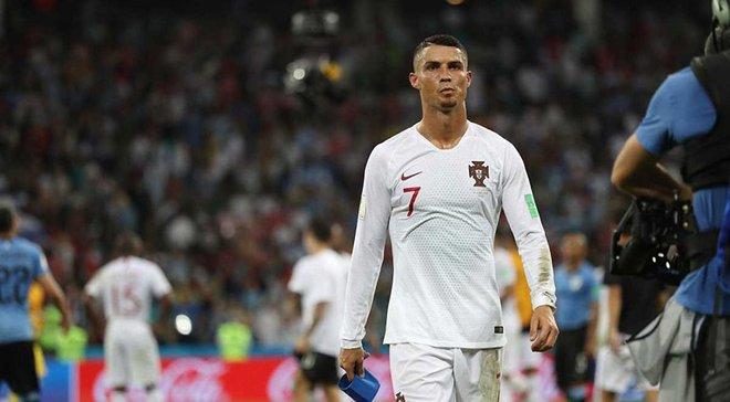 Роналду не забив в плей-офф чемпіонатів світу жодного разу за 514  хвилин