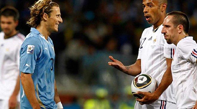 Уругвай – Франция: статистика матчей между соперниками в 1/4 финала ЧМ-2018