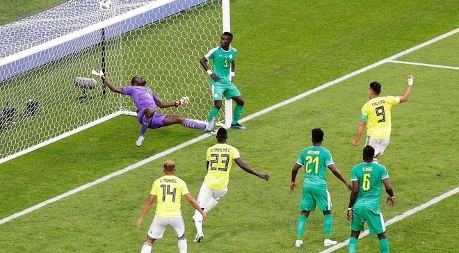 ЧМ-2018: сборная Сенегала направила протест ФИФА относительно матча с Колумбией