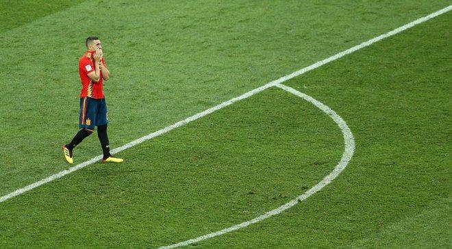 Коке: Результат матчу з Росією несправедливий
