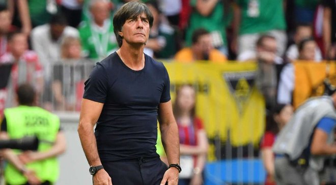 Лёв пообещал перестроить сборную Германии после провала на ЧМ-2018