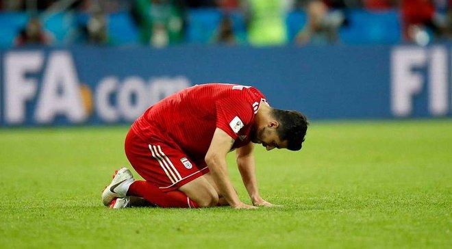 Півзахисник збірної Ірану Езатолахі провалив допінг-тест