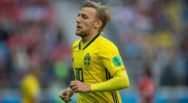 Форсберг: Швеція перевершила багато великих команд