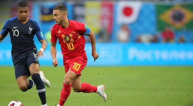 Франція – Бельгія – 1:0 – відео гола та огляд матчу