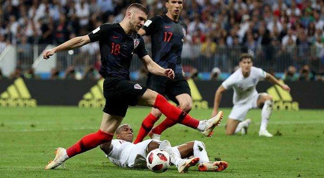 Хорватія – Англія – 2:1 – відео голів та огляд матчу