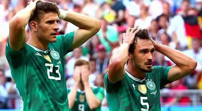 ЧМ-2018: названы неожиданные причины фиаско Германии – DFB уже подготовил крутой план изменений