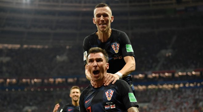 Хорватия в овертайме победила Англию и вышла в финал ЧМ-2018