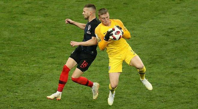 Хорватія – Англія: онлайн-трансляція матчу 1/2 фіналу ЧС-2018 – як це було