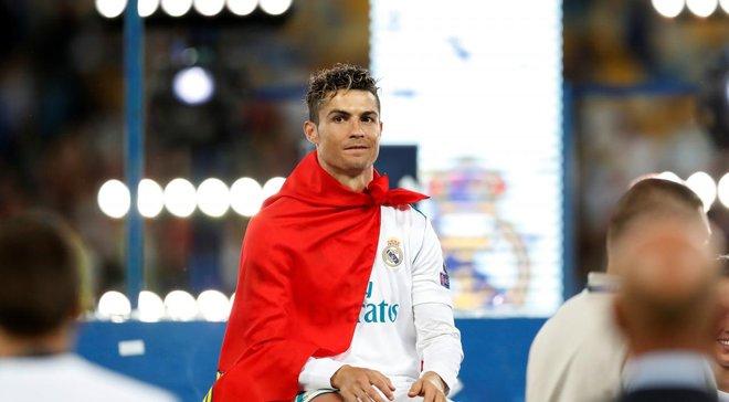 Роналду покинув Реал заради Ювентуса: прощальний лист Кріштіану – пояснення і подяка