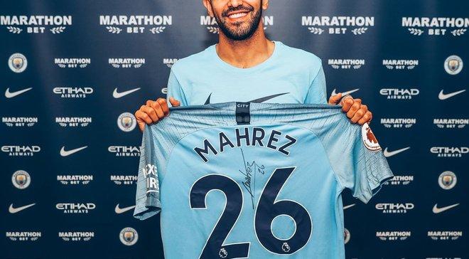 Марез стал игроком Манчестер Сити