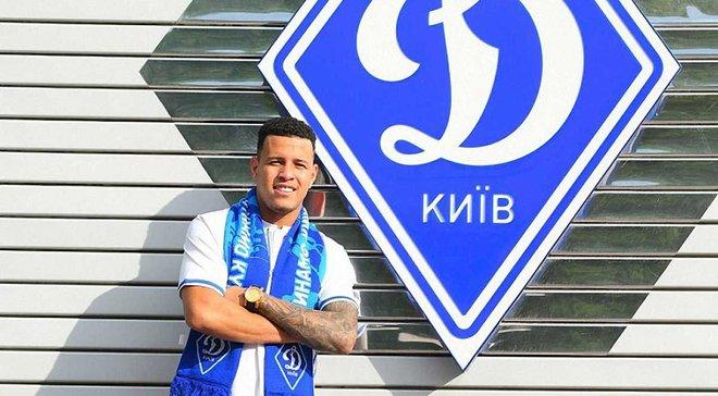 Сидклей присоединился к Динамо на сборах в Австрии