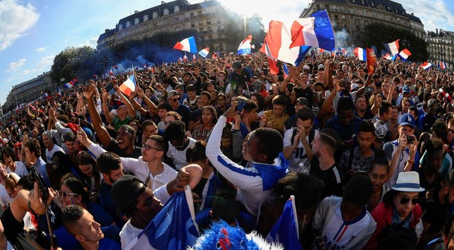 ЧМ-2018: перед концертом Beyoncе и Jay-Z на Стад де Франс покажут финал турнира
