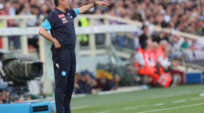 Де Лаурентис подтвердил, что Сарри вскоре возглавит Челси
