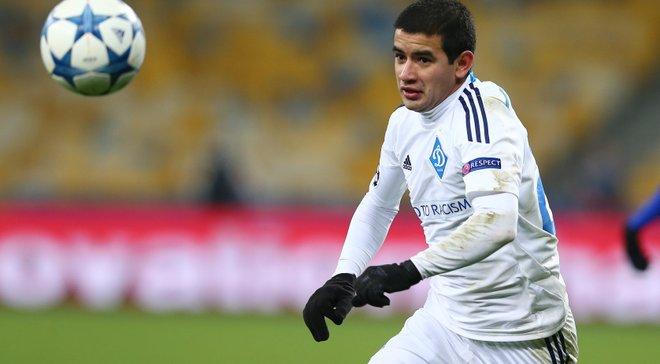 Динамо хочет отдать Гонсалеса в аренду Сантосу, а не брать вместо него игроков
