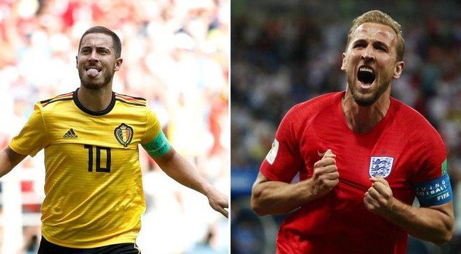 Бельгия – Англия прогноз на матч за 3 место на ЧМ-2018