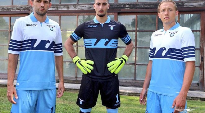 Лацио представил новую форму сезона 2018/19