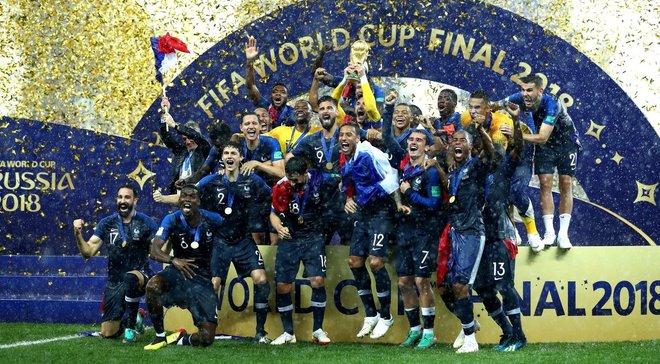 Франция победила Хорватию и стала чемпионом мира-2018