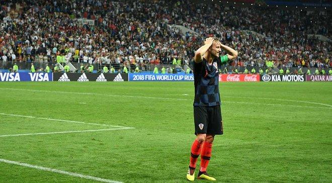 ЧС-2018: хорватські пожежники не додивились серію пенальті в матчі з Росією через виклик