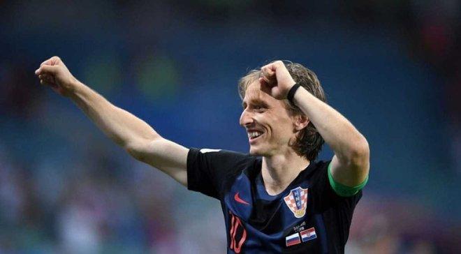 Шимич: Модрича сейчас можно назвать лучшим игроком мира