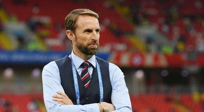 ЧМ-2018: Уокер оценил работу Саутгейта в сборной Англии