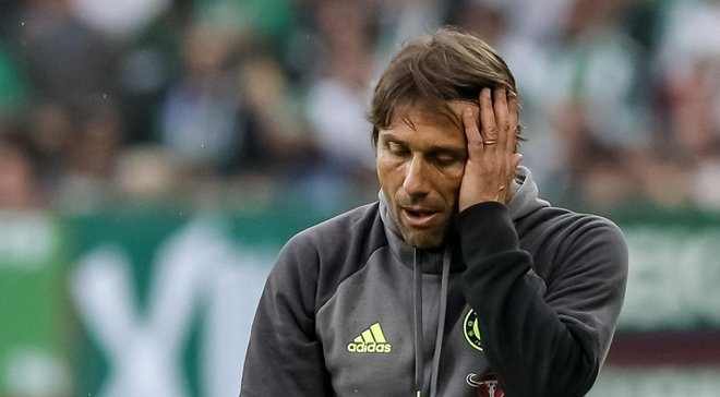 Головні новини футболу 12 липня: Конте звільнений з Челсі, Шахтар та Бешикташ розійшлися нічиєю