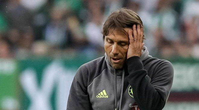 Главные новости футбола 12 июля: Конте уволен из Челси, Шахтер и Бешикташ разошлись ничьей