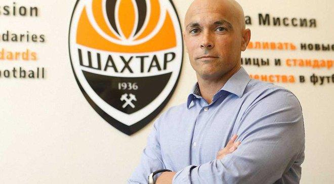 Карраско прокомментировал назначение на пост главного тренера Шахтера U-19