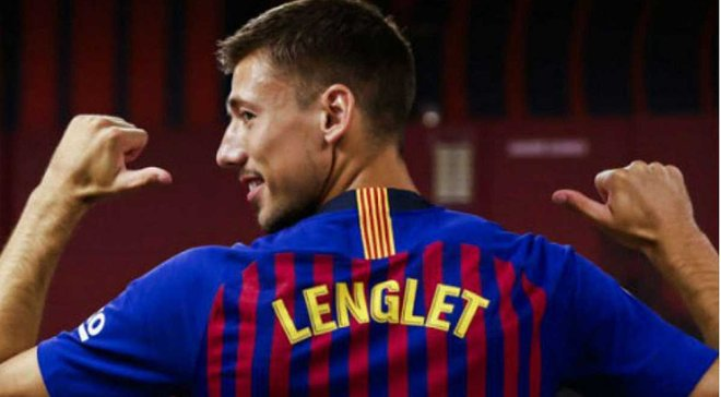 Лангле: Прийшов у Барселону вигравати титули