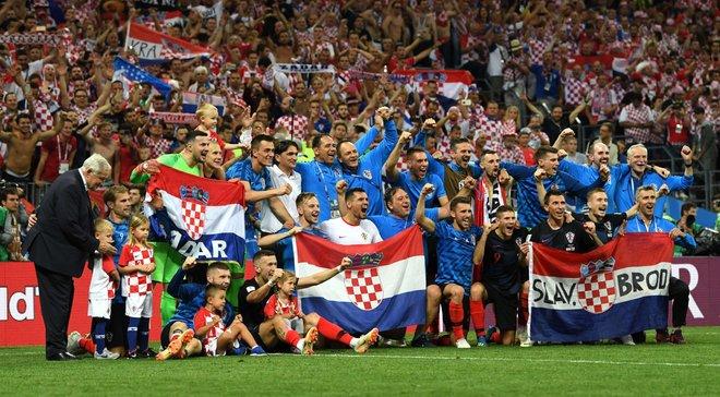 ЧМ-2018: Сборная Хорватии никогда в своей истории не побеждала Францию