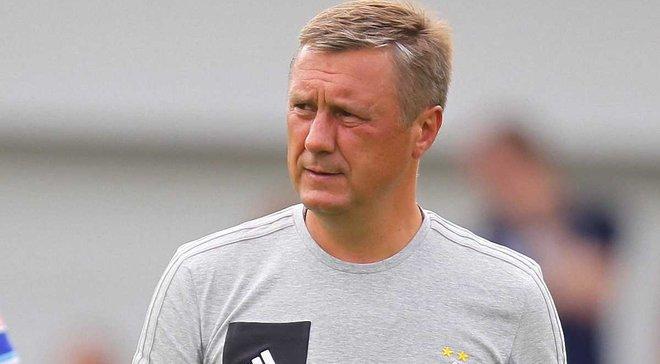 Хацкевич: Динамо подходит к сезону 2018/19 со здоровыми амбициями