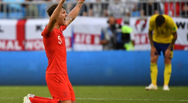 Стоунз: На ЧС-2018 Саутгейт зробив  еталон для збірної Англії