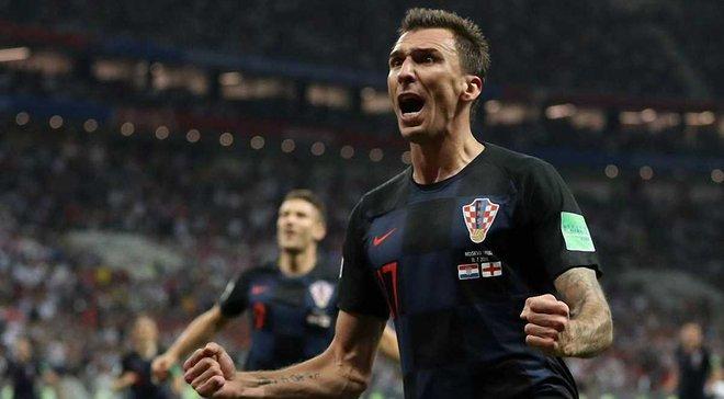 Франція – Хорватія: Манджукіч встановив унікальне досягнення у фіналі чемпіонату світу